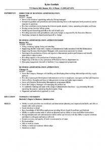 editable business administration resume samples  velvet jobs business management resume template word