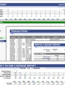 editable free money management template for excel debt management template pdf