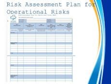 editable managing operational risk  ppt download operational risk management template pdf