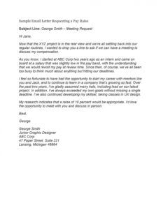 free 50 best salary increase letters how to ask for a raise? pay raise proposal template excel
