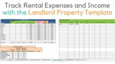 free landlord template demo track rental property in excel rental property management spreadsheet template word
