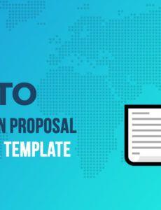 free web design proposal template write a proposal that rocks in website redesign proposal template pdf