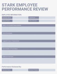 printable 17 powerful performance review examples  expert tips individual performance management template excel
