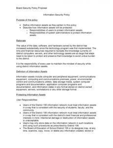 printable 30 professional policy proposal templates & examples policy change proposal template word