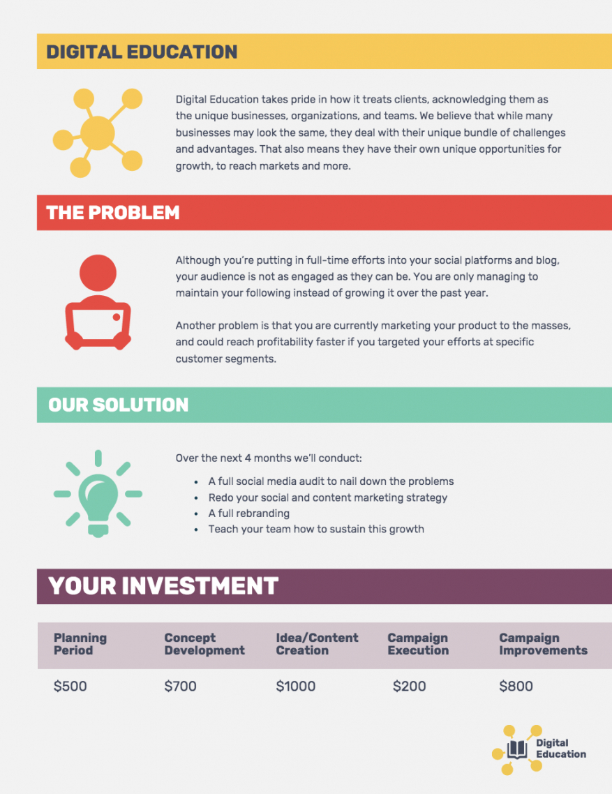 printable how to write a project management plan  examples project management summary template doc
