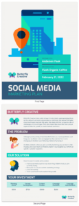 printable social media marketing plan template social media management template excel