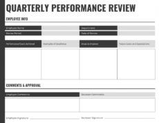 sample 17 powerful performance review examples  expert tips individual performance management template pdf