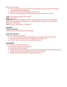 sample 30 professional policy proposal templates & examples policy change proposal template example
