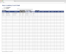 sample top 10 inventory excel tracking templates  sheetgo blog stock management template doc