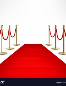editable red carpet celebrities formal event banner vector image red carpet banner template pdf