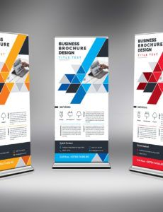 editable solar rollup banner template 000676 pull up banner template