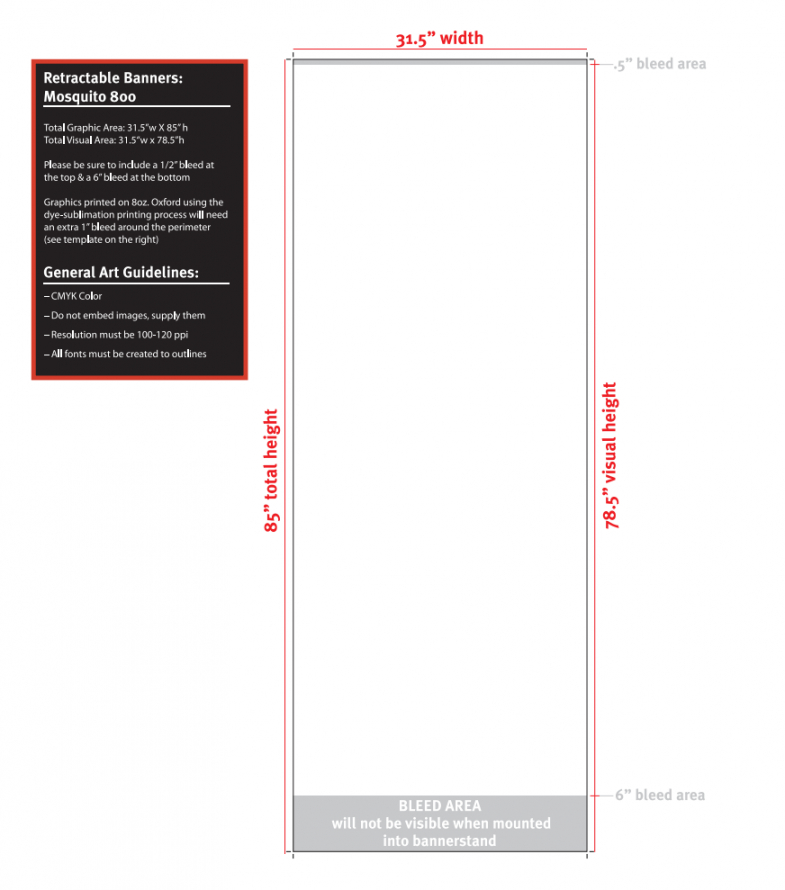 free pop up banner templates  modern litho pull up banner template example