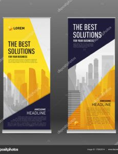 printable corporate roll up banner design template 175922014 roll up banner design template pdf