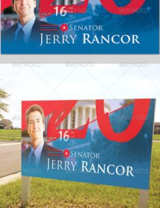 printable political banner graphics designs & templates from graphicriver political banner template pdf