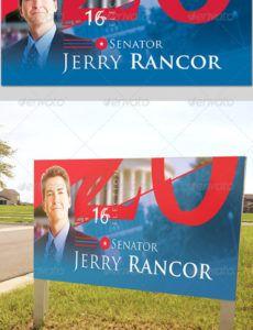 printable political banner graphics designs & templates from graphicriver political banner template pdf