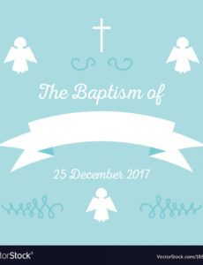 printable template  baptism invitation templates download free baptism banner template pdf