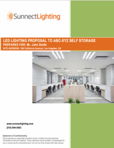 sample led lighting retrofit archives  sunnect lighting lighting retrofit proposal template example