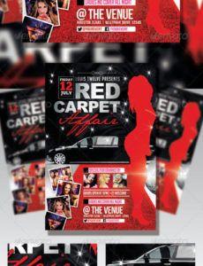 sample red carpet flyer graphics designs & templates from graphicriver red carpet banner template