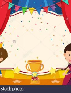 free banner template with prince and princess on stage princess banner template excel