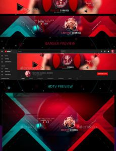 free creative youtube banner music youtube banner template word
