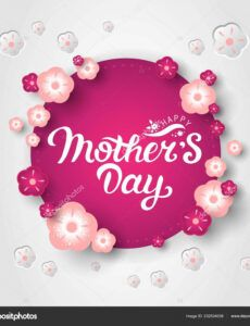 sample template design mothers day banner 232534038 mothers day banner template example