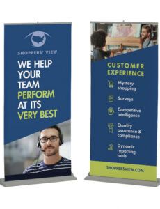 sample tradeshow banner design  conceptdrop trade show banner template word