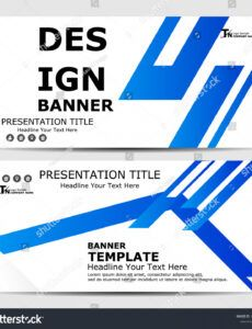 sample vector de stock libre de regalías sobre abstract design name banner template doc