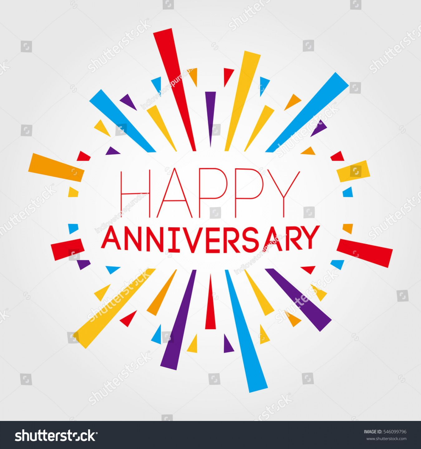 sample vector de stock libre de regalías sobre happy anniversary happy anniversary banner template word