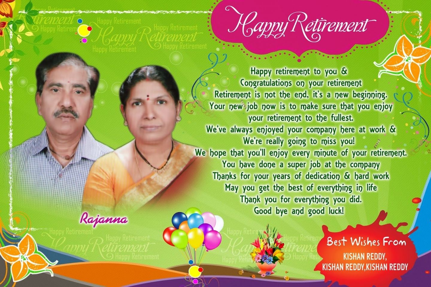 template retirement banner template happy retirement retirement banner template pdf