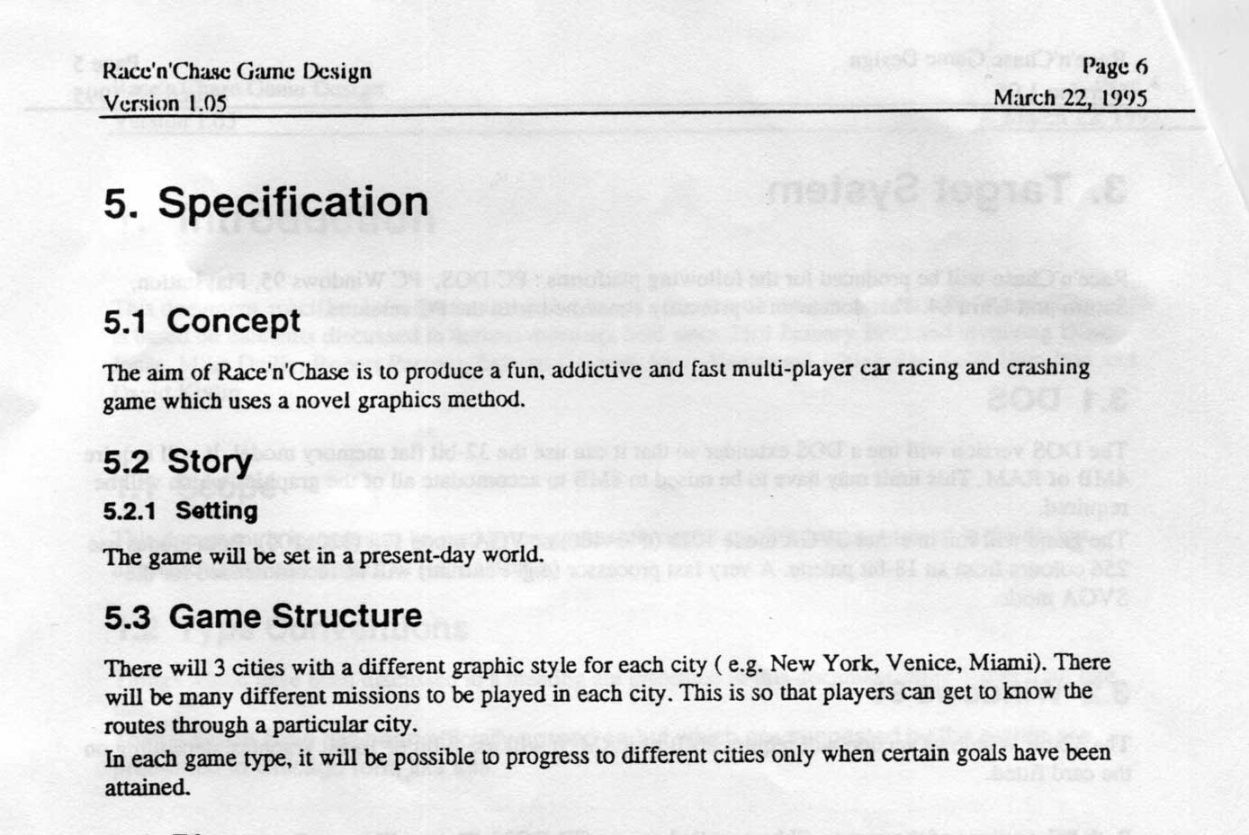 editable game design document template video game proposal template example