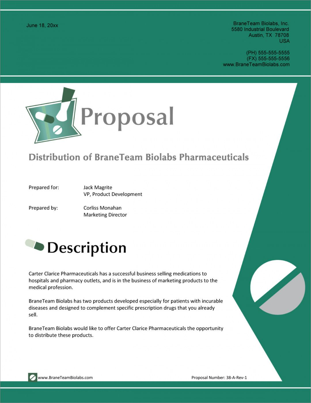 free pharmaceutical product sales sample proposal  5 steps health care proposal template word