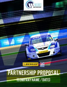 free welch standard sponsorship proposal by totalsolutions  issuu race car sponsorship proposal template word