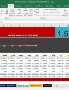 printable comprehensive profit & loss and balance sheet template change management post implementation review template excel