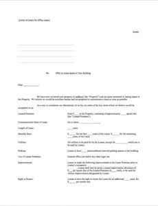 printable how to negotiate the best office lease for your startup commercial lease proposal template excel