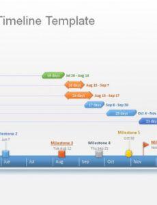 editable 20 timeline powerpoint templates  free & premium templates marketing project management template