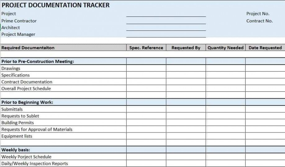 editable free construction project management templates in excel project management log template