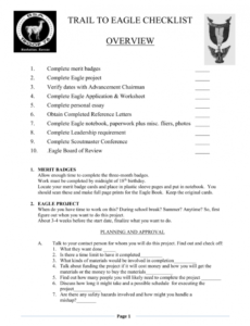printable eagle gallery eagle scout worksheet eagle scout proposal template