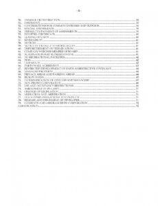 Costum Condominium Rules And Regulations Template Word Sample