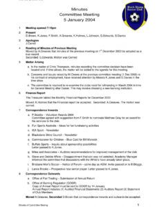 Editable Business Rules Document Template Doc