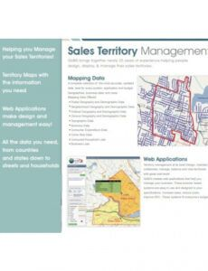 editable sales territory management territory management plan template example
