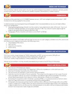 Free Facebook Contest Rules Template Doc