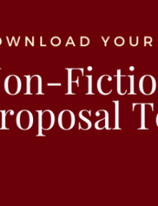 free nonfiction book proposal template  lindsey smith nonfiction book proposal template word