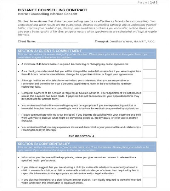 Meeting Ground Rules Template Doc