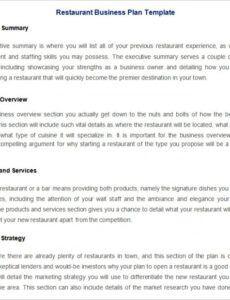 printable risk management plan for restaurant pdf restaurant crisis management plan template word