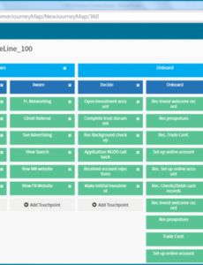 customer journey mapping software tool comparison journey management plan template doc