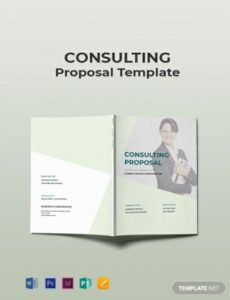 free consulting proposal template  word doc  psd publisher proposal template excel