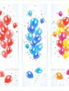editable 18 birthday banner templates  free sample example party banner template