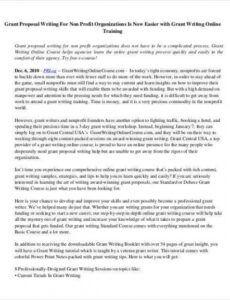 editable 38 grant proposal templates  doc pdf pages  free narrative proposal template doc