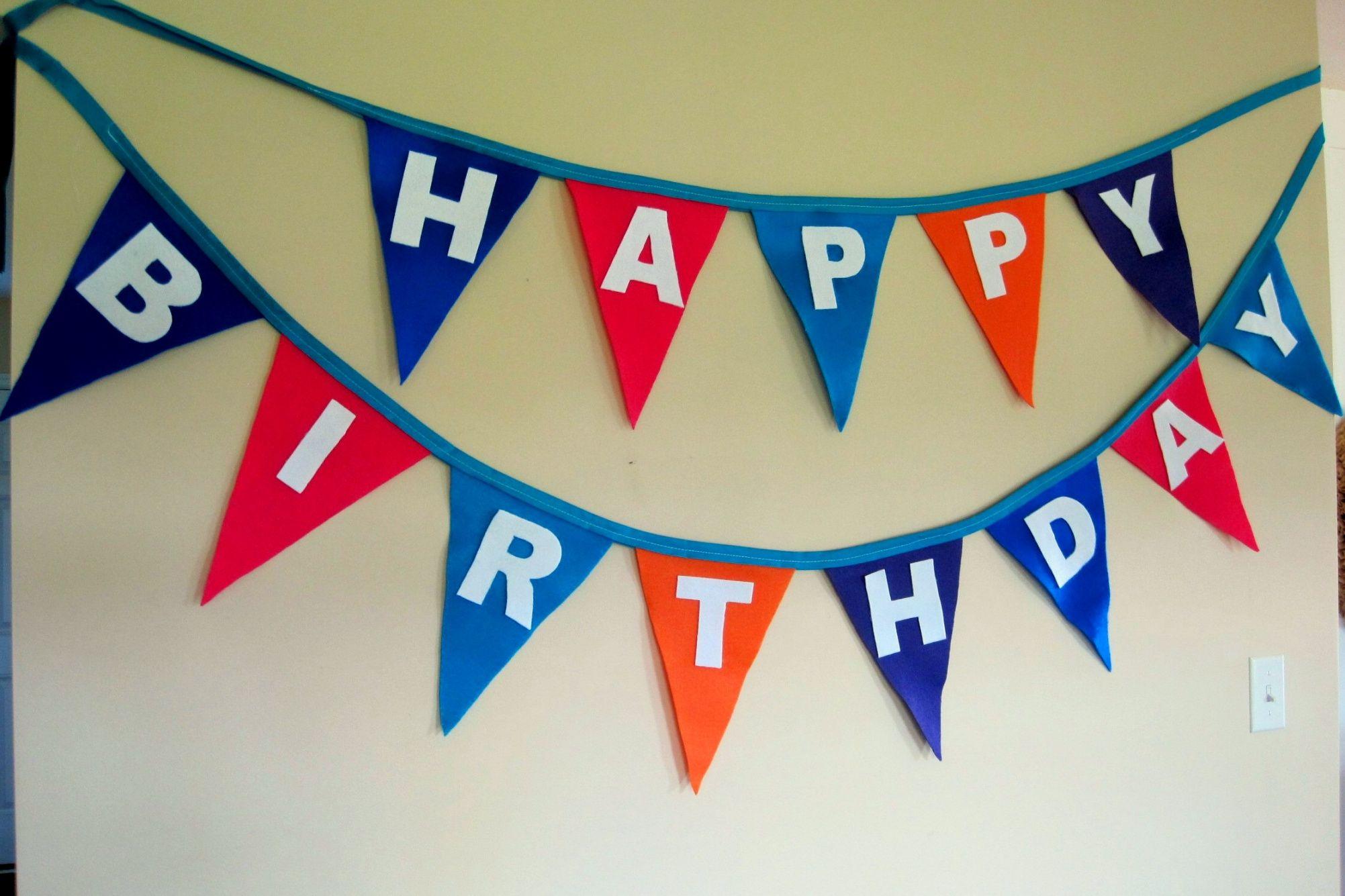 editable birthday banner template  happy birthday banner party banner template pdf