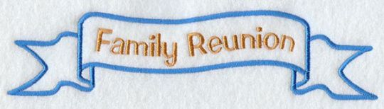 editable family reunion banners design templates  kumpulan contoh family reunion banner template example